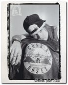 Image of Axl Rose G N' R canvas