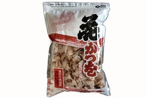 Image of NEW! Dried Katsuo Kanei Toku Shaved Bonito Flakes - 3.52 oz Bag