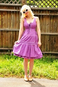 Image of Orchid Dolly Dress