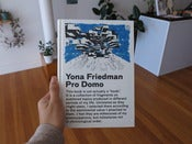 Image of Yona Friedman - Pro Domo