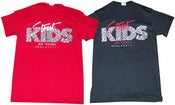"Image of The ""Street Kids"" Joe Rocken Signature Ed. T Shirt in Black or Red"