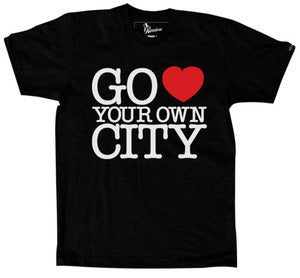 Image of Reason Clothing - Go Love Your Own City