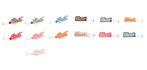 Image of Illest Team Logo - Key Chain