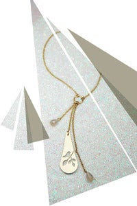 Image of COLLIER champagne DRAW ME mini