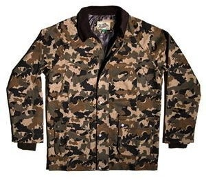 Image of Reason Clothing - Forest Camo Hunting Jacket