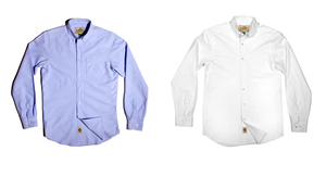 Image of Reason Clothing - Sunrise Oxford Shirt