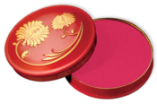 Image of Rosy cheeks for you....Besame Crimson Creme Rouge and Lip tint