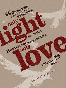 Image of Only Light, Only Love