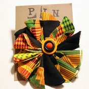 Image of Kente Sweater Pin (Large)