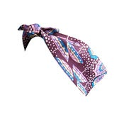 Image of Alexandra Umbrella Print Headscarf