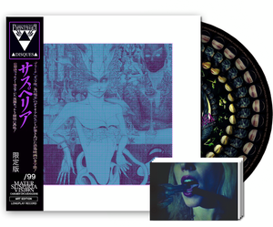 Image of [LTD 99 ART EDITION] DISCOTECA DROGA VINYL PICTURE DISC + ART CARDS/PHOTO SET