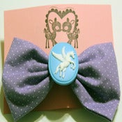 Image of Fairy Unicorn Bow (Large)