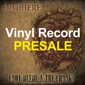 Image of NEW ALBUM &quot;Out Here&quot; - VINYL RECORD PRESALE