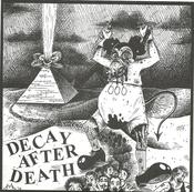 "Image of Decay After Death ""System Fucking Bastards"" 7"""