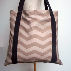 Image of Tote Bag - Chocolate Cocoa (free shipping)