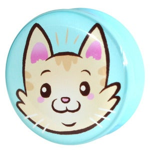 Image of Cute Kitty Plug