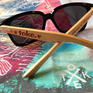 Image of Toke - Hazed & Blazed - Sunglasses