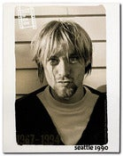 Image of Kurt Cobain Seattle canvas