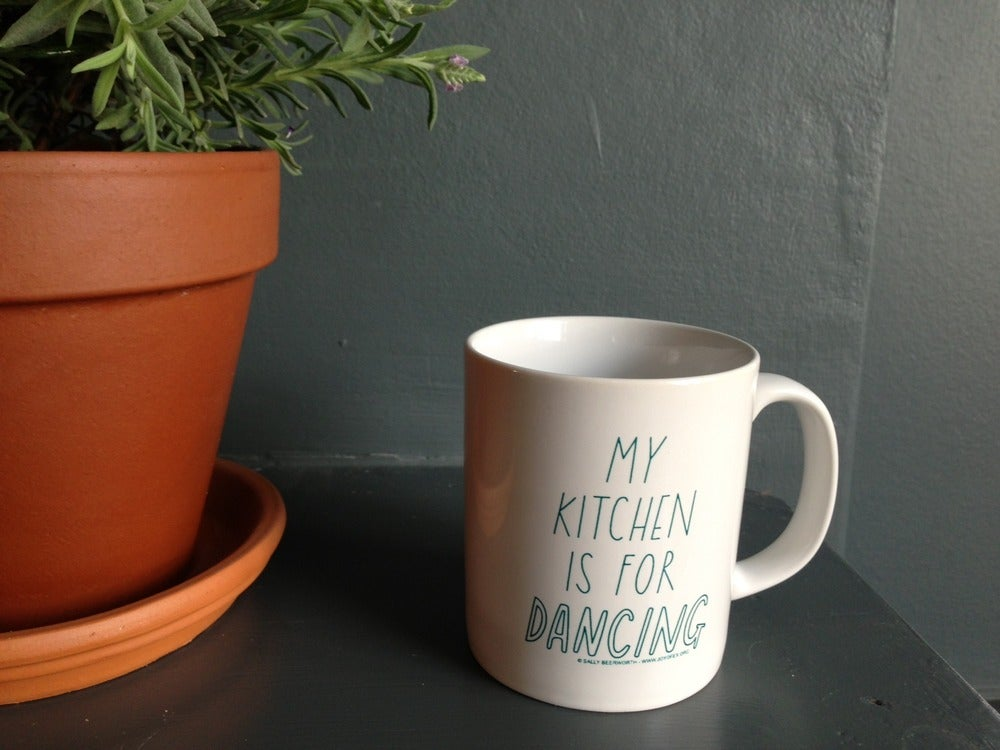 Image of Kitchen Dancing MUG
