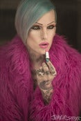 Image of Jeffree Star - Lipstick Vanity - Limited Edition Metallic 8x12 1/20