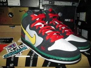 Image of SB Dunk High Pro Premium QS &quot;McRad&quot;