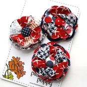 Image of patriotic posy pins - 4