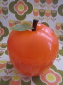 Image of  Orange Apple Ice Bucket