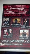 Image of RARE GOTJ 2012 LSP LINE UP (SCUM,DARKHALF,MASTAMIND,INSANE POETRY, IKKURRUZ)