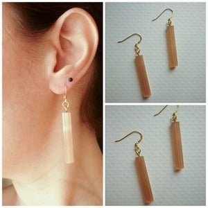 Image of RetroGeometric Earrings / Orecchini 2