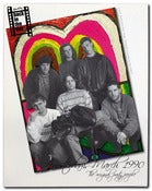 Image of Happy Mondays Colour canvas