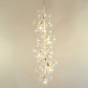 Image of X-Tall Bubble Chandelier
