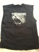 Image of Used Terror Shirt (sleeveless) - Size L