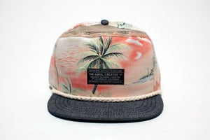 Image of SEVEN SEAS III Snapback - Orange