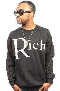 Image of Rich crew black