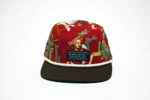Image of REVERSE II Camp Hat - Red