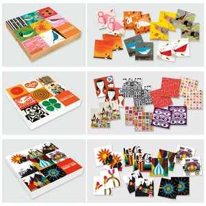 Image of Ammo Books - Modern Art Memory Games