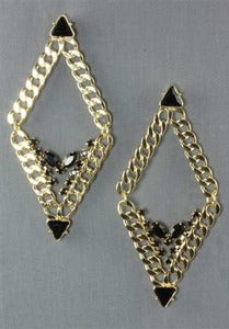Image of Chain Link Earrings