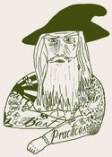 Image of Best Practices - Tattooed Gandolf T-Shirt