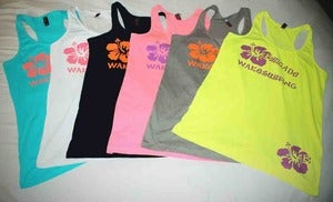 Image of 2013 Girl's Racerback Tank
