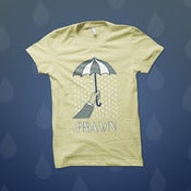 Image of Prawn - Umbrella T-Shirt