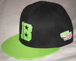 Image of 2013 Poof This! Brigade Fitted B-Star Hats