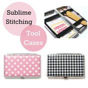 Image of Sublime Stitching Tool Cases