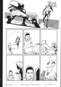 Image of Ultimate Comics Spider-Man #23, p. 09 Artist's Proof