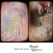 Image of Thought &amp; Language CD