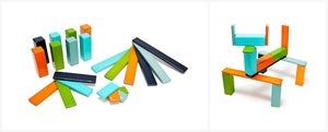 Image of Tegu - Magnetic Blocks - Endeavor Set - Nelson