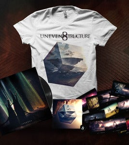 Image of UNEVEN STRUCTURE - '8' PRE-ORDER OPTION 3