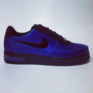 Image of Air Force 1 Foamposite -Royal