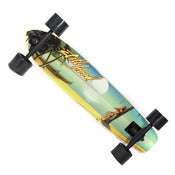 Image of STILL HOOD - Aloha Hawaii Skateboard