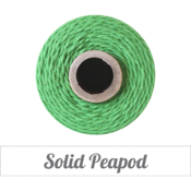 Image of Solid Peapod Twine Spool - 240 yards