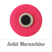 Image of Solid Maraschino Twine Spool - 240 yards